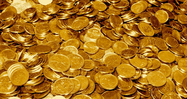 Gold coins | Photo : hto2008 via Flickr under creative commons license