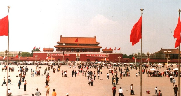 Tianenmen Square | Photo: Derzsi Elekes Andor via Wikimedia Commons