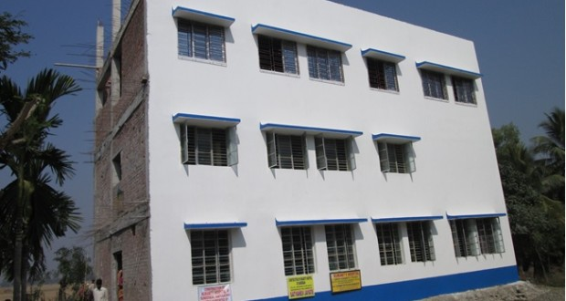 The second branch of the Humanity Hospital in Sunderbans