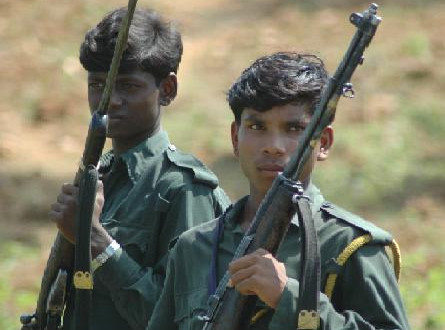 Child soldiers | Photo: Representative, Abhijit Sathe, Crime reporter's guide