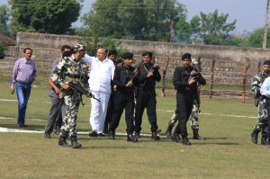 in the shadow of gun3 - Chhattisarh CM who has introduced the PDS