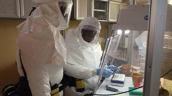 The shortcomings of Liberia's health-care system long preceded the Ebola outbreak | Photo - Dr. Randal J. Schoepp under a Creative Commons Licence