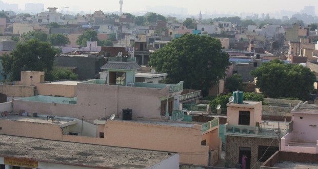 An overview of ghodi village