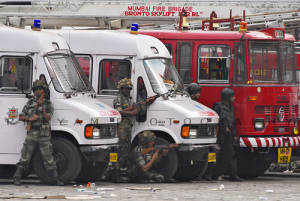 Our forces during the mumbai attacks