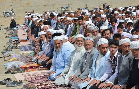 Sunni Muslims in N Khorasan Province, Iran | Photo: Taghrib News Agency