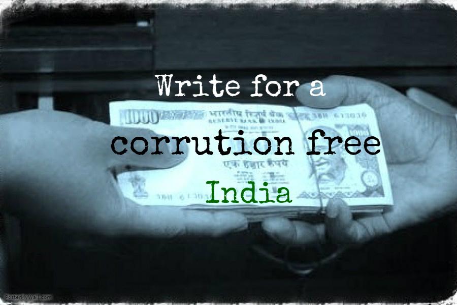 CorruptionInIndia