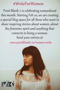 Join Point Blank7 in celebrating women