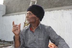 Madan lal, who has throat cancer