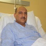 akhtar ali, patient from Oman