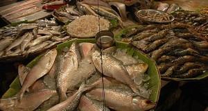Gariahat fish market, Kolkata