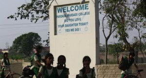 billboard outside school2