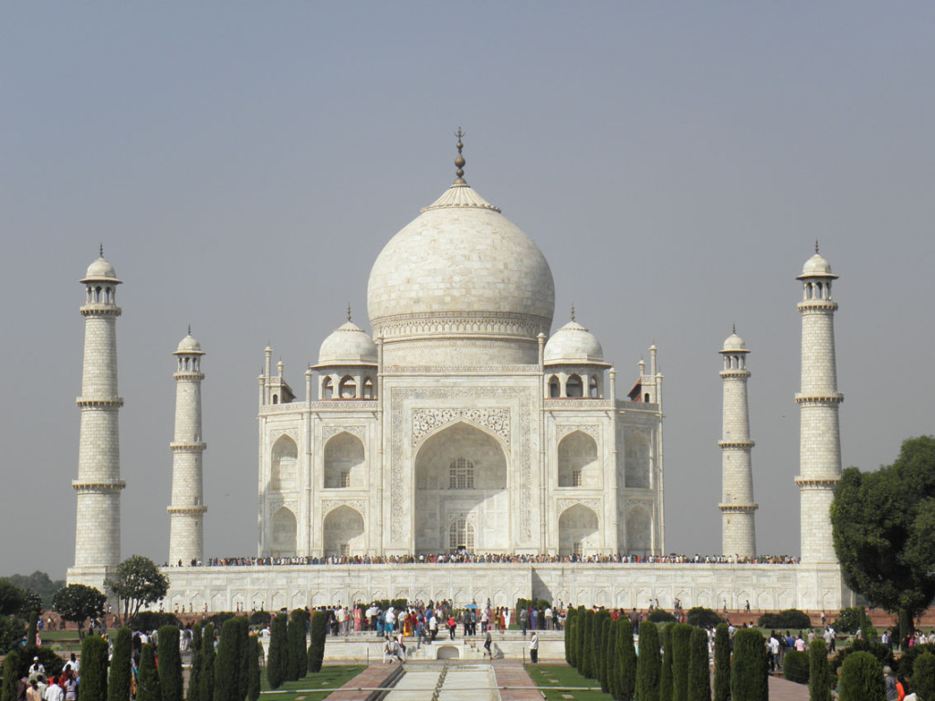The original Tajmahal in Agra