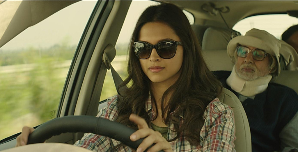 Deepika Padukone was flooded with praises for her portrayal of a short-tempered independent architect taking care of her father in 'Piku' and was credited equally for the success of the film.