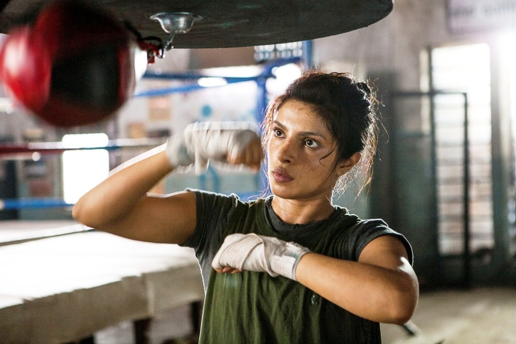 The biopic on national boxing champion Mary Kom received phenomenal response at the box office.