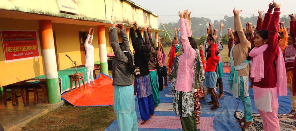 Divyaratna Institute of Yoga and Life Sciences, Orissa