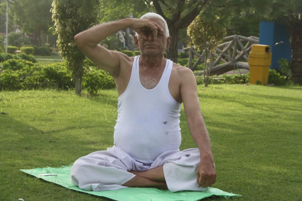 Kanti Prakash Gupta | Photo: Narendra Kaushik