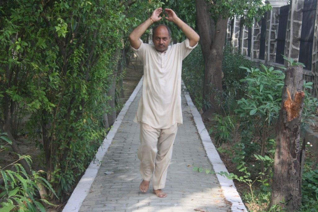 Praveen Sharma  Photo: Narendra Kaushik