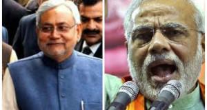 Nitish VS Modi