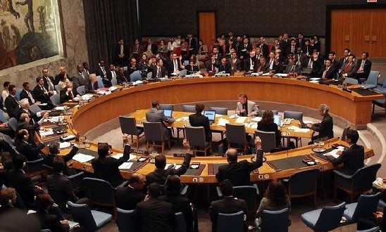 The United Nations Security Council (UNSC)