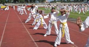 Karate   Photo:  Jjskarate under a Creative Commons Licence