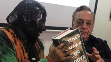 Six Shiv Sena workers arrested for paint attack on Sudheendra Kulkarni at Kasuri's book lauch