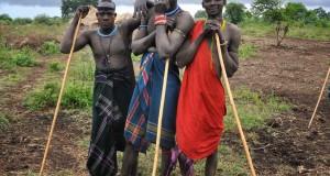 Mursi Tribe, Ethiopia Rod Waddington under a Creative Commons Licence