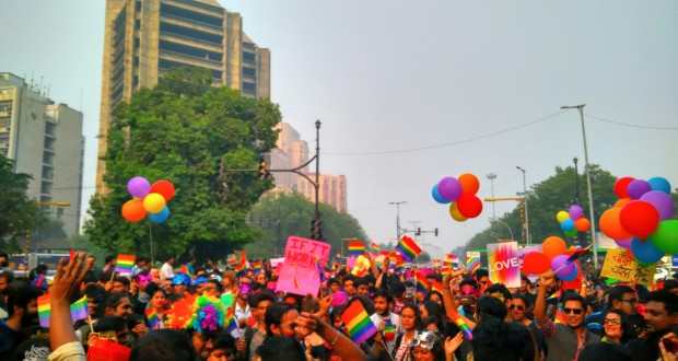 Recently, hundreds of people once again took to the streets of Delhi as part of the annual Queer Pride Parade to drum up support for equal rights for people of diverse gender and sexuality.