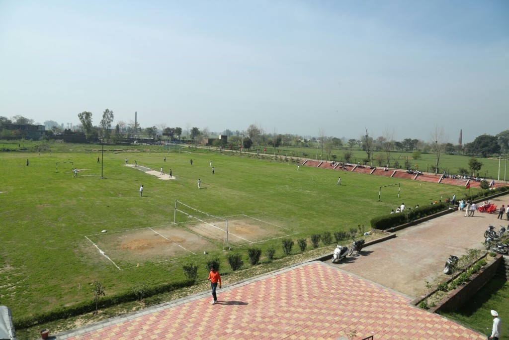 Sidana campus of 11 hectares