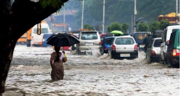 Though monsoon floods are common in Chennai, this year the rains have had an 'unknown fury' | Photo credit : Chennai Speakers