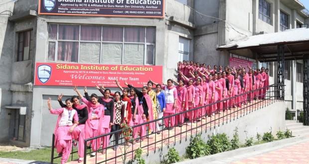 Sidana Institutes,Khiala khurd,Ramtirath road,Ajnala,Amritsar