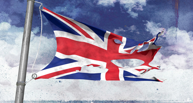 Britain and an uncertain future| Photo Credit: Union Jack via www.shutterstock.com