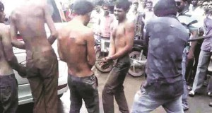 Unprecedented protests erupted across Gujarat on 18 July when 4 Dalit youths were beaten up | Pic Credits: sabrangindia.in under creative commons