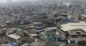 Aerial view of Shivaji Nagar. Author provided